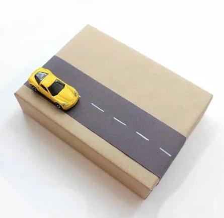 Fotos con ideas para Regalos de amigo invisible hechos a mano caja motorizada
