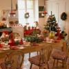 Decoracion navideña cocina