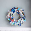 reciclar tarjetas navidad