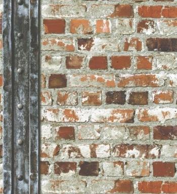 pared-simil-piedra-papel-muro-viga
