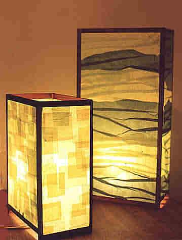 Lámparas de papel - Bricolaje10.com