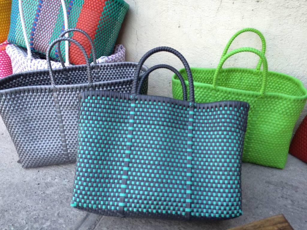 Bolso-Reciclado-con-bolsas-de-plástico