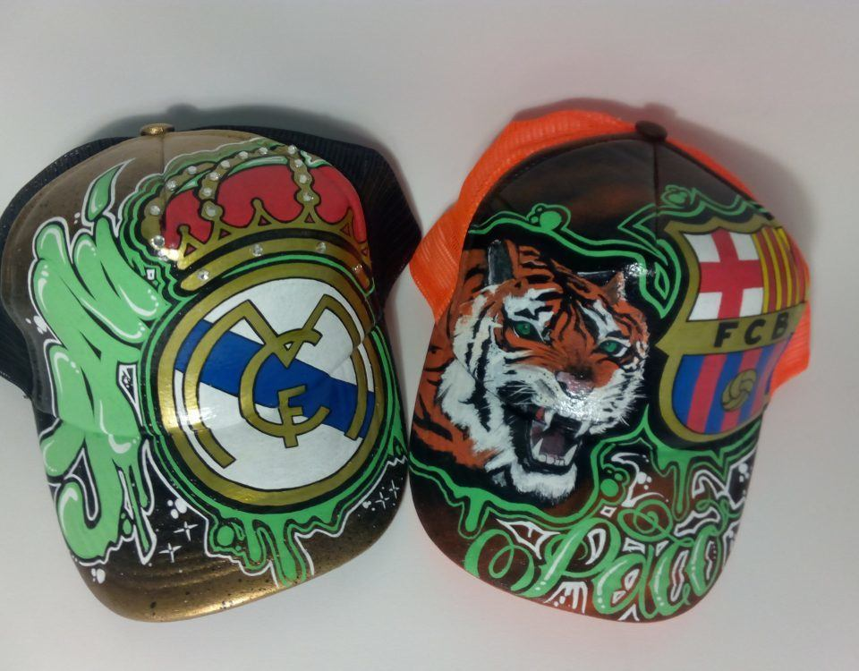 gorras-personalizadas-como-decoramos-una-gorra-pintada-a-mano