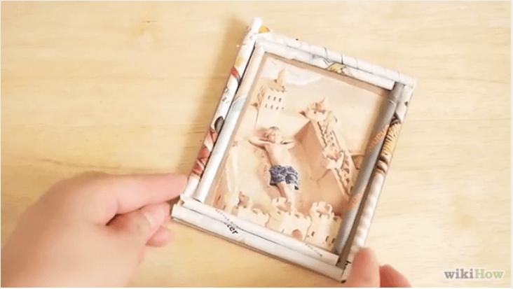 Marcos-de-Fotos-con-Papel-Materiales-resultado-sencillo