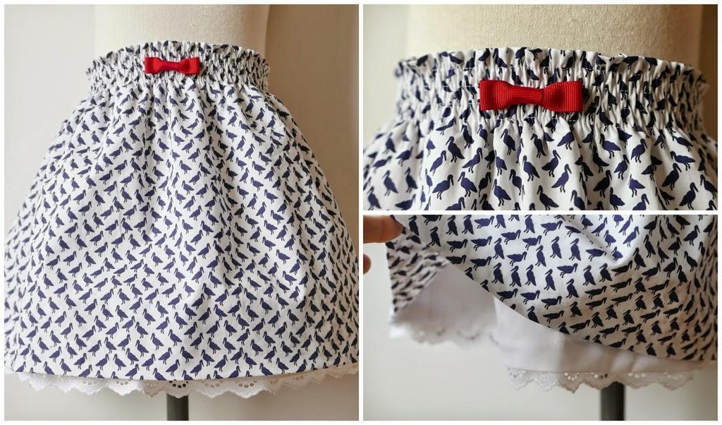 faldas-para-niñas-como-hacer-faldas-para-niñas-originales
