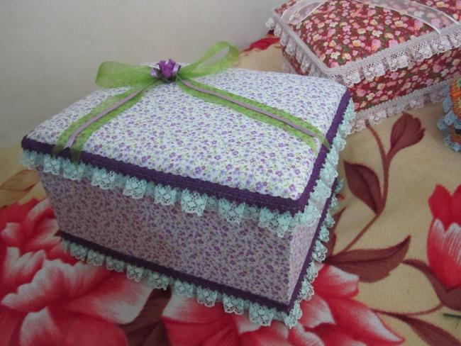 Cajas decoradas ideas para decorar las cajas bricolaje 10 - Decoracion de cajas ...