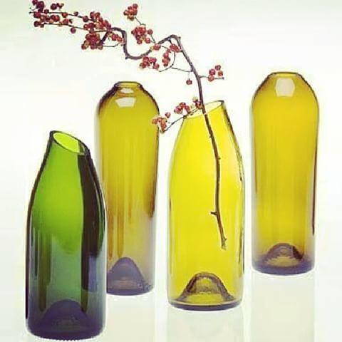 floreros-con-botellas-de vino-pasos