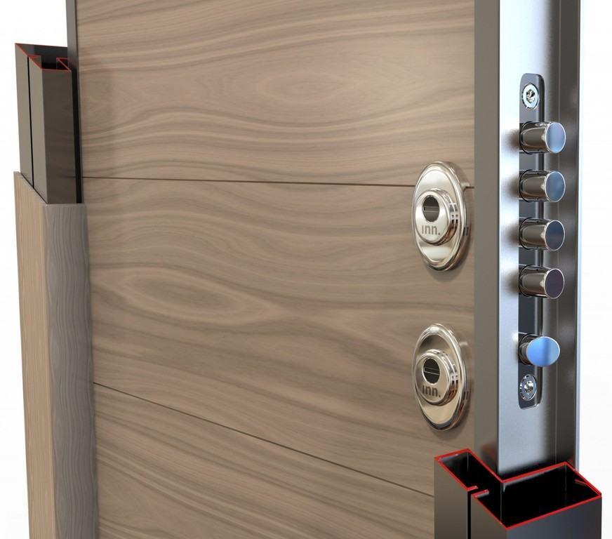 Puertas de casa c mo elegir una puerta - Puertas de seguridad para casas ...
