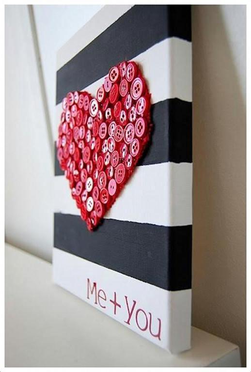 cuadro-de-botones-corazon