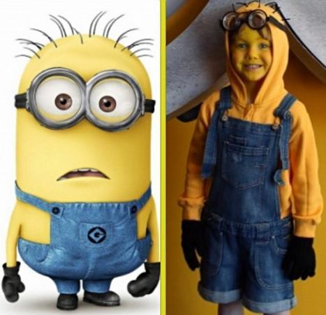 Disfraces caseros para halloween 2015 - Disfraces originales hechos en casa ...