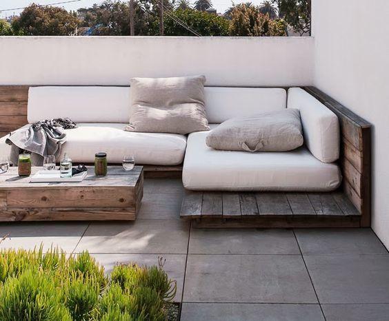 Cojines para muebles de patio - Bricolaje10.com