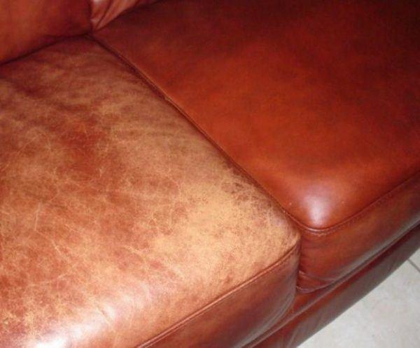 Cómo reparar un sofá de cuero - Bricolaje10.com