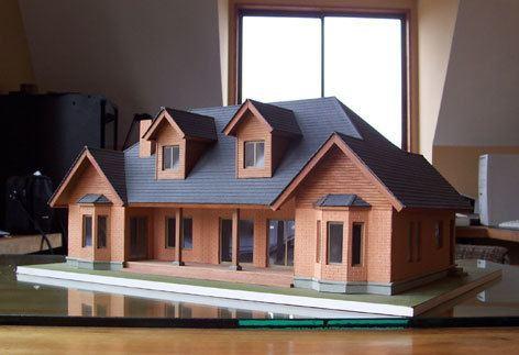 Bonitas maquetas de casas for Crear mi casa en 3d