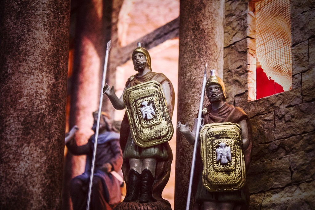 Maquetas-de-castillos-romanos