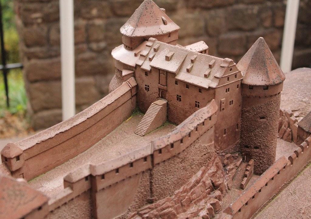 Maquetas-de-castillos