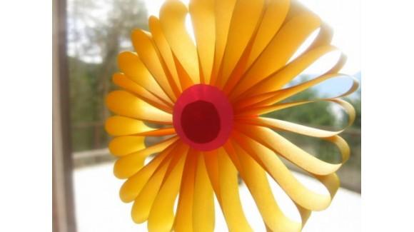 Como Hacer Flores De Papel Paso A Paso Bricolaje 10