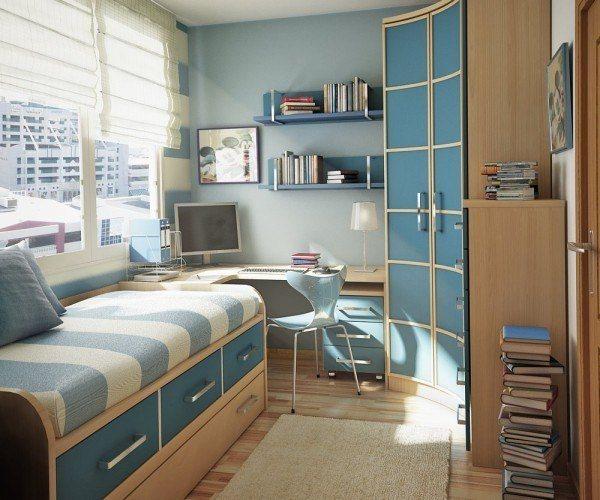 Cómo-decorar-un-dormitorio-pequeño