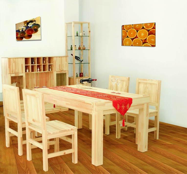 Mesas de madera for Construir mesa de madera