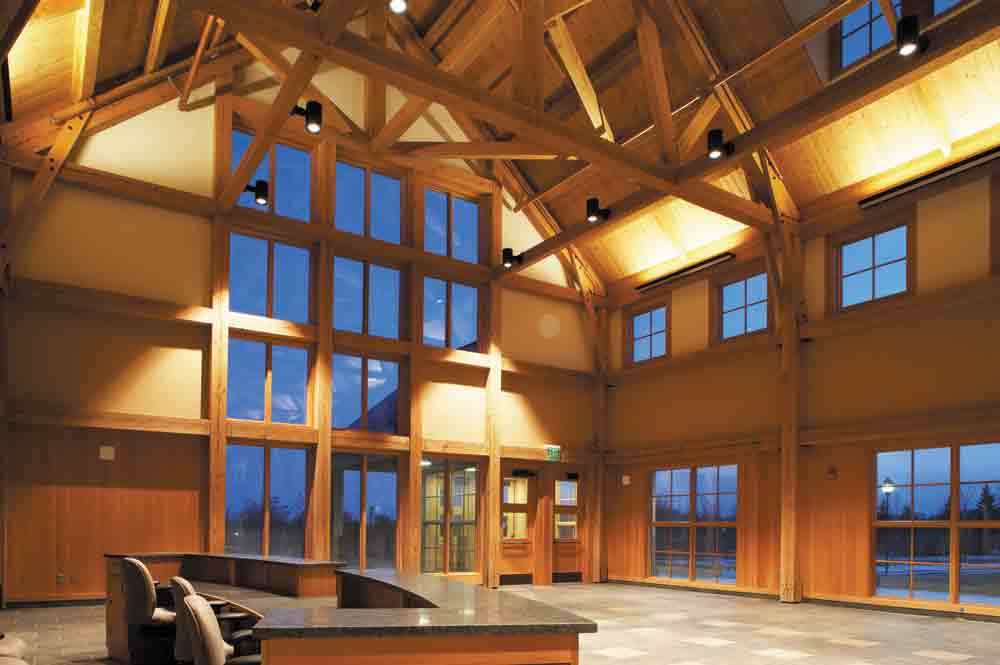 Techos de madera - Madera para techos interiores ...