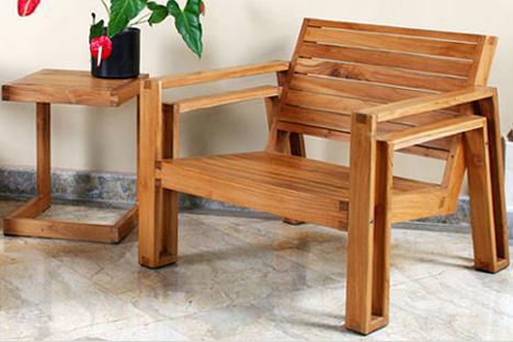 Muebles de madera - Bricolaje10.com