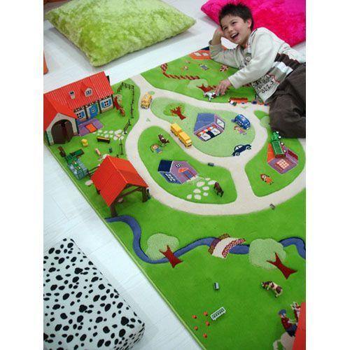 alfombras infantiles