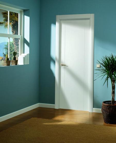 limpiar puertas lacadas