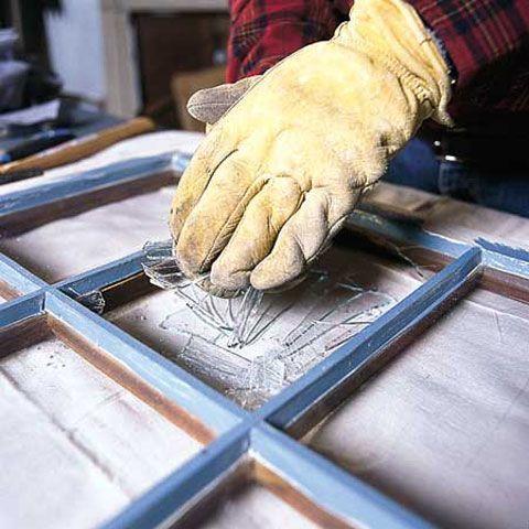 Cambiar cristal ventana - Bricolaje10.com