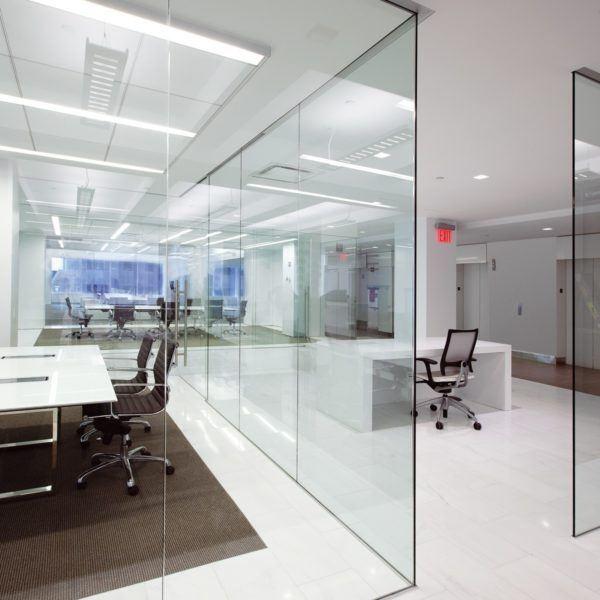 paredes de cristal ventajas