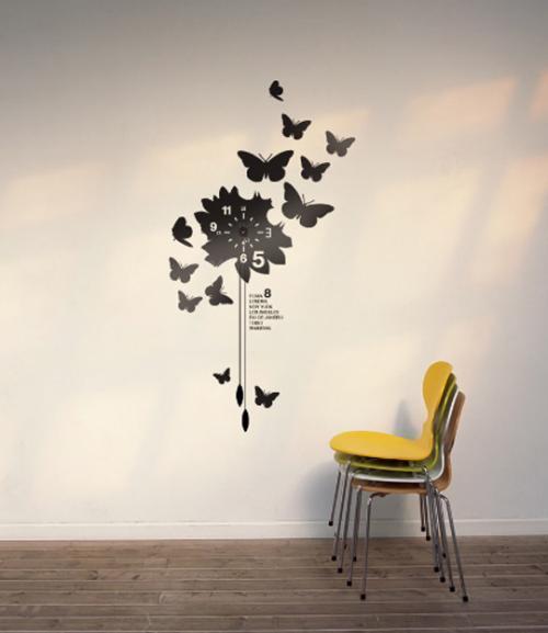 dibujar en la pared: