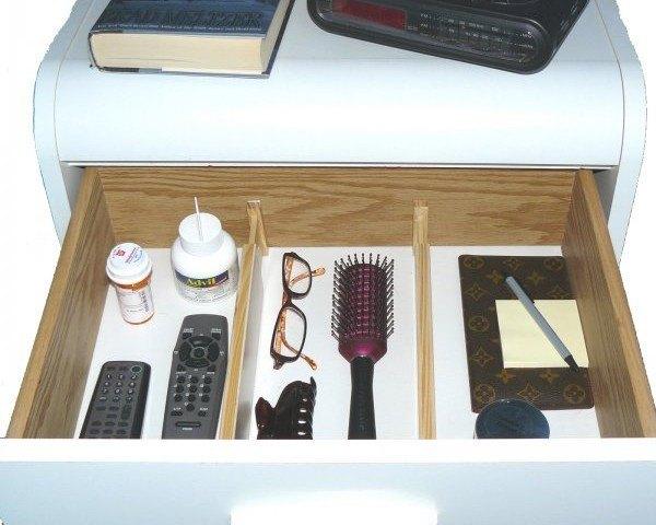 Como organizar los cajones del dormitorio