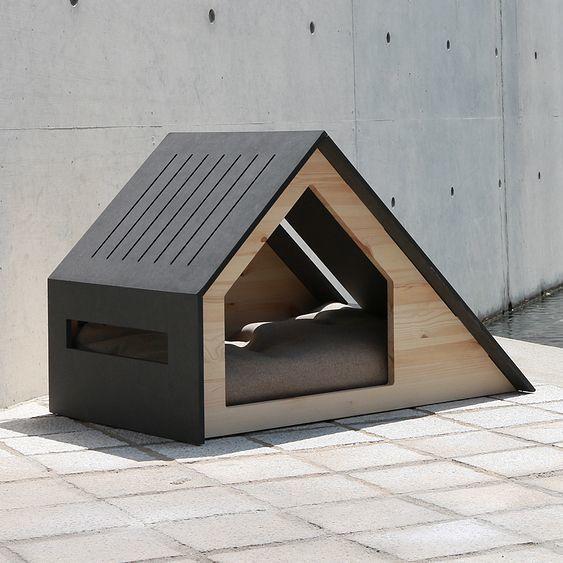 C mo hacer una caseta para perros paso a paso - Hacer caseta de madera ...