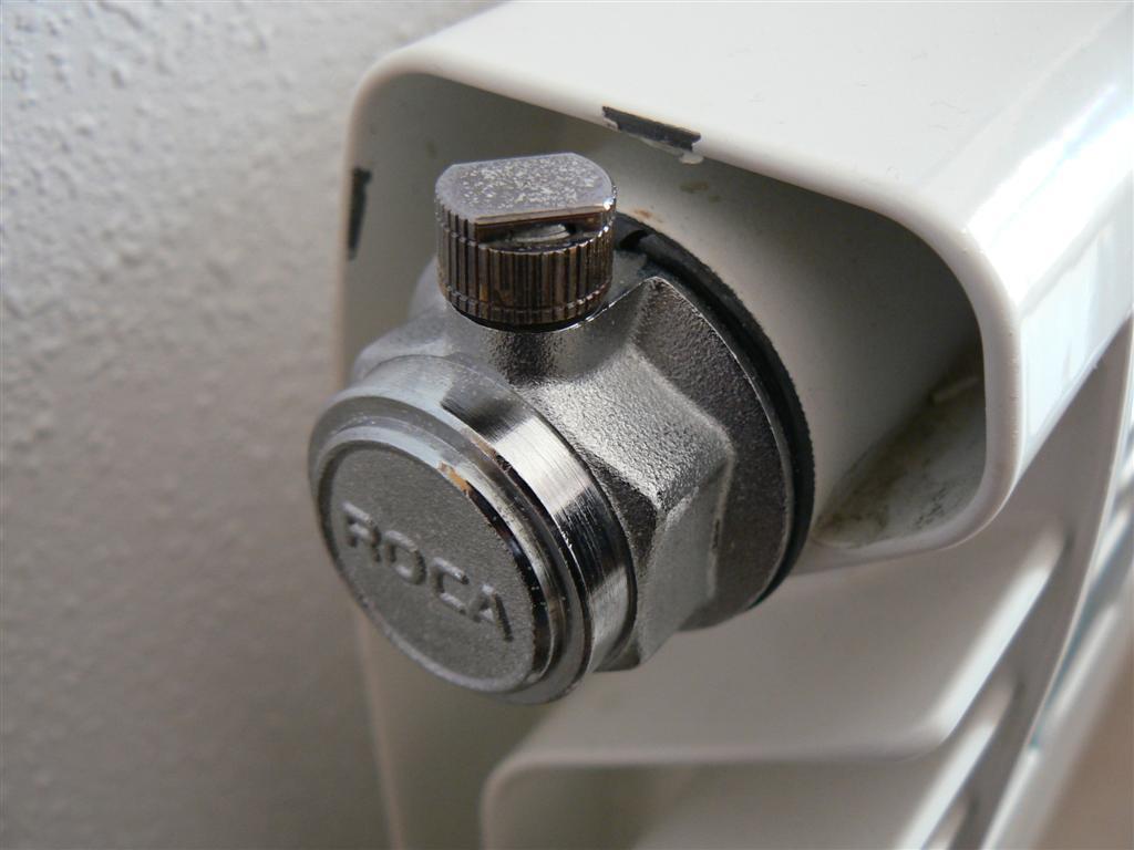 C mo purgar los radiadores de casa - Radiadores de aire ...