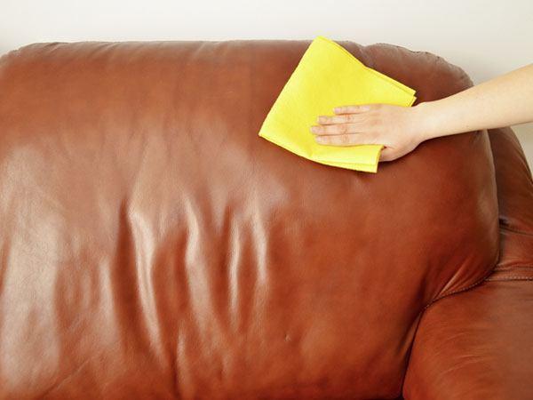 d27bbeed3 Cómo Limpiar Sofá de piel - Bricolaje 10