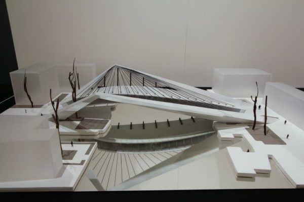 maqueta puente