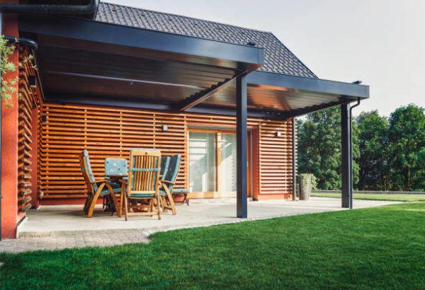 Cuidados de la madera exterior