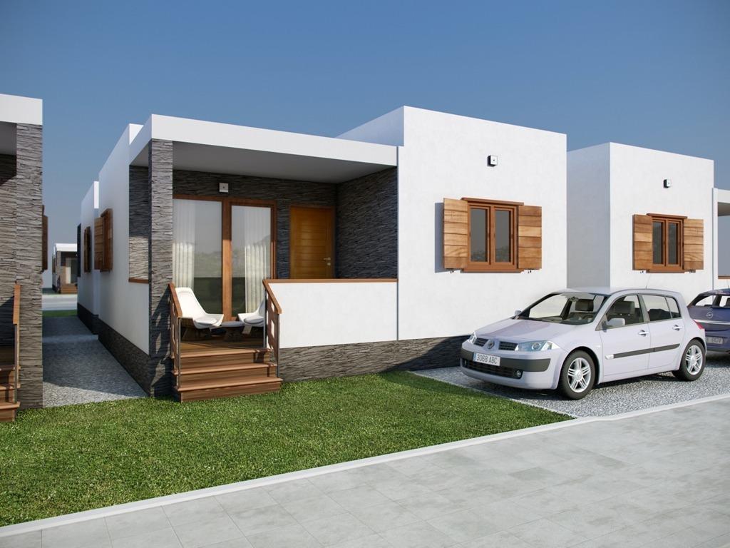 Casas prefabricadas y precios imagui - Casas modulares modernas precios ...