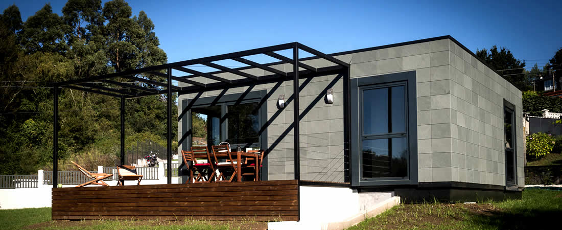 Casas prefabricadas precios for Costo casa prefabricada