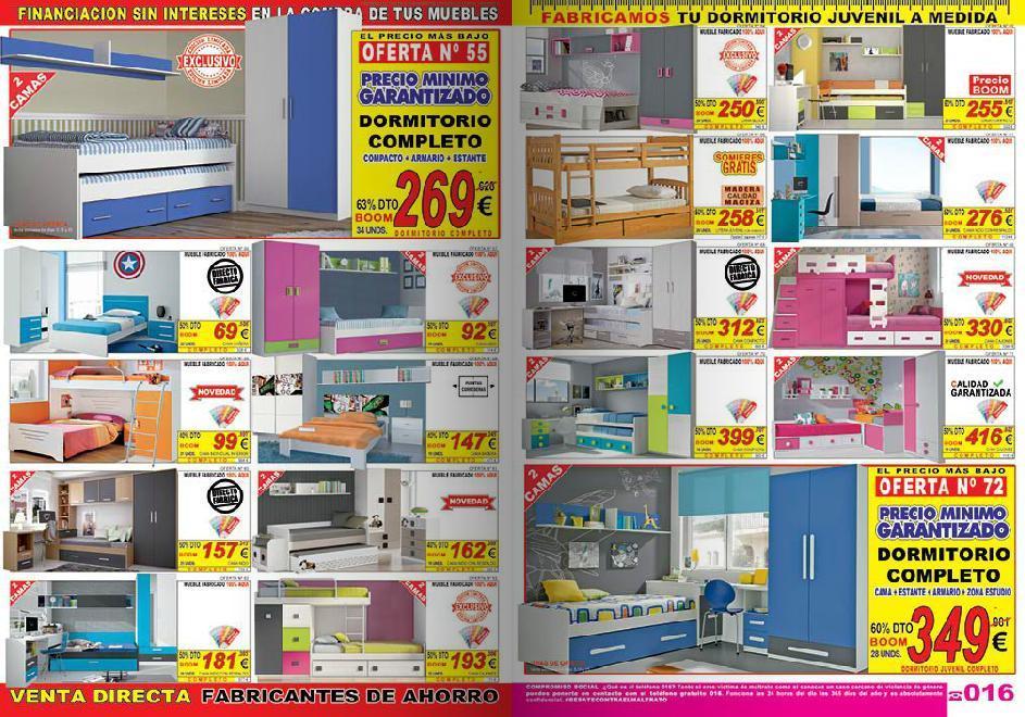 Catalogo muebles boom 2014 muebles de dormitorio juvenil for Catalogo muebles de dormitorio