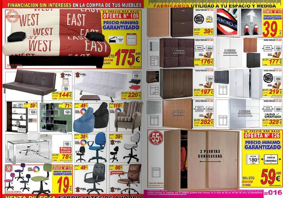 Catalogo De Muebles Para Oficina : Catalogo muebles boom de oficina armarios