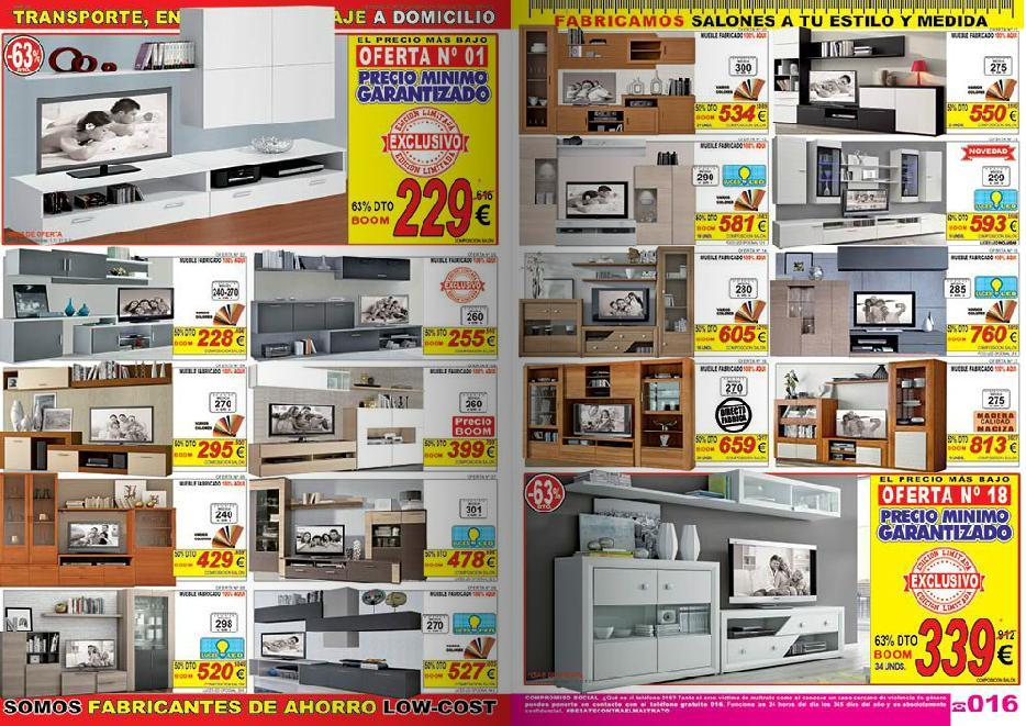 Catalogo muebles boom 2014 muebles de salon for Muebles por catalogo