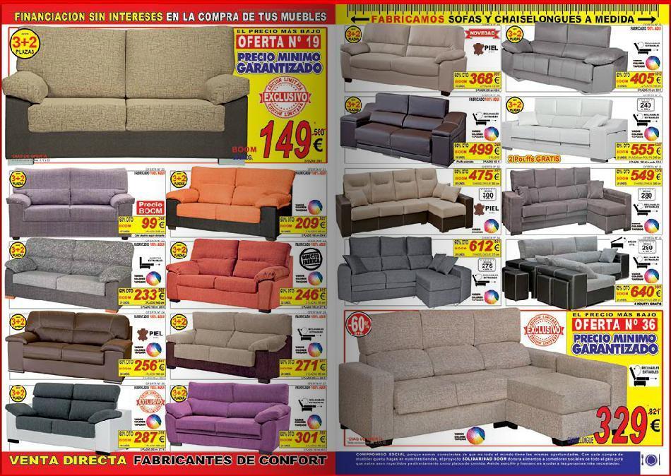 Catalogo muebles boom 2014 sofas for Catalogo de muebles boom