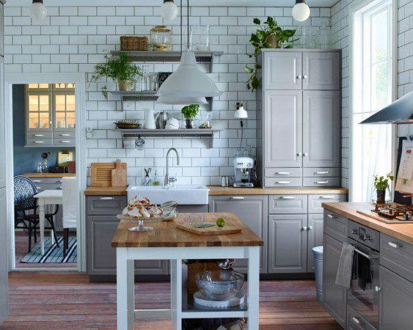 Cocinas modernas | catálogo Ikea 2015