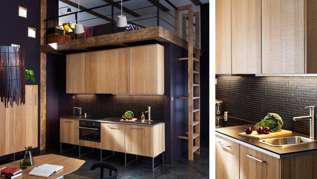 Cocinas modernas catalogo de ikea 2014 modelo cocina for Cocinas en ikea murcia
