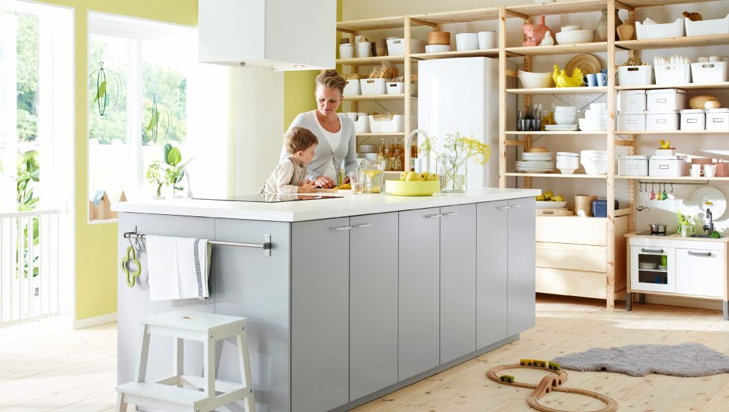 Keukeneilanden Afmetingen : IKEA Kitchen Ideas