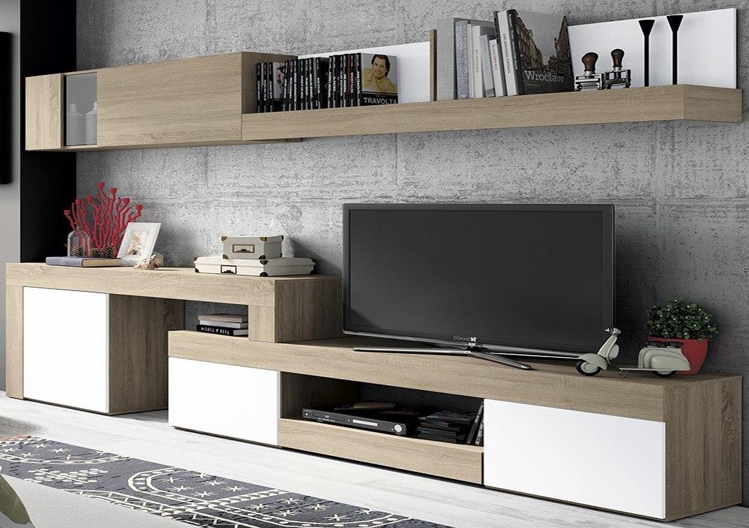 Salon muebles boom for Muebles salon modernos 2016