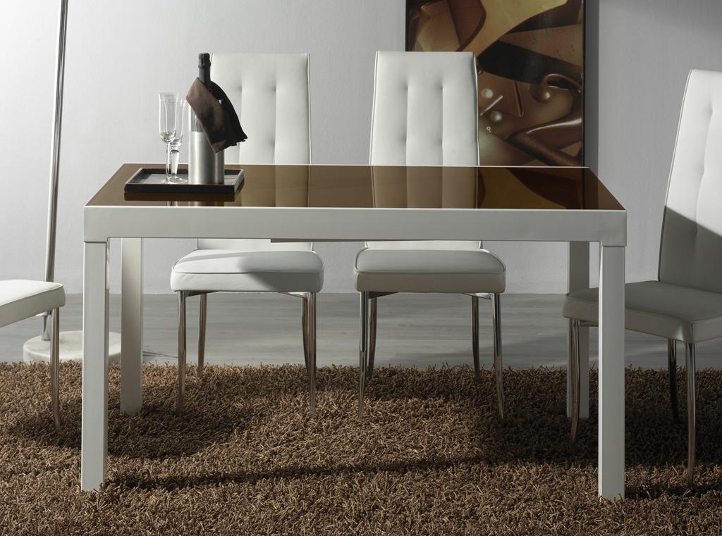 Catalogo de muebles rey 2014 2015 comedor mesa marron - Catalogo muebles rey ...