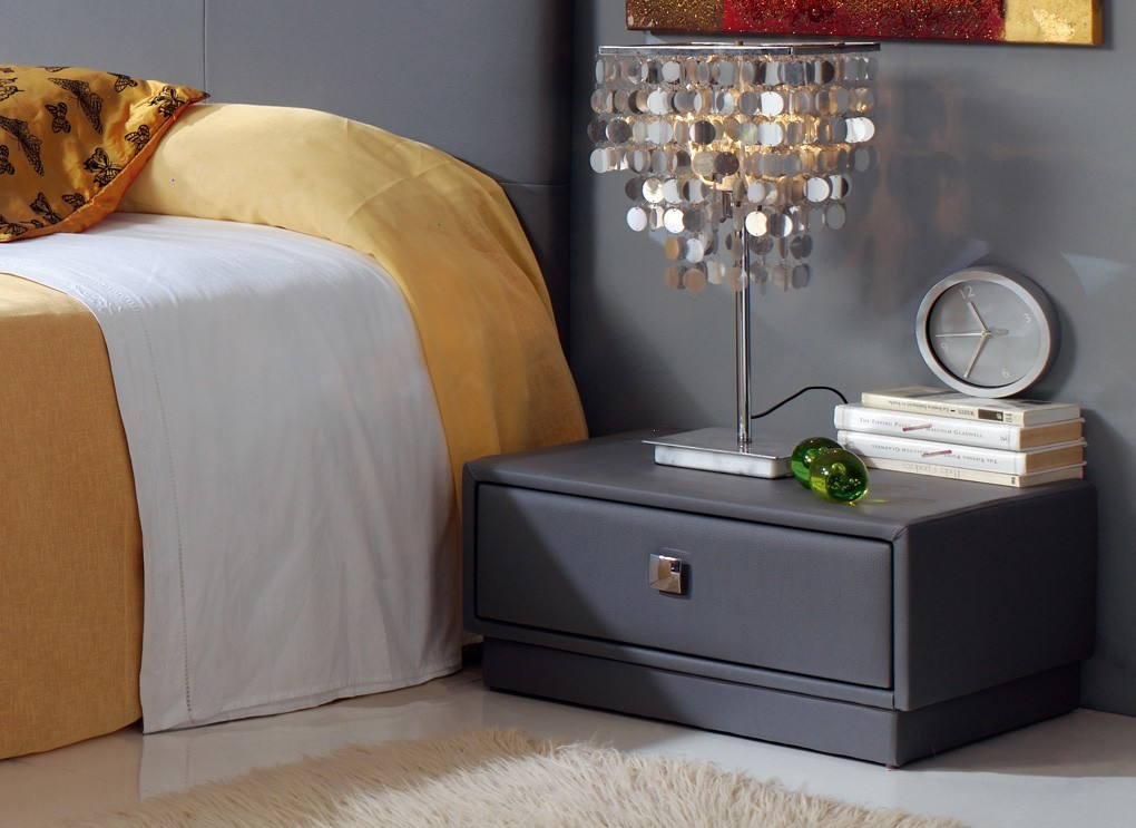 Catalogo de muebles rey 2014 2015 dormitorios mesita minimalista - Muebles rey dormitorios ...