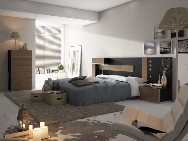 Cat logo de muebles rey octubre 2015 for Dormitorios de matrimonio minimalistas