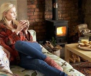 Cómo mantener la casa caliente en invierno