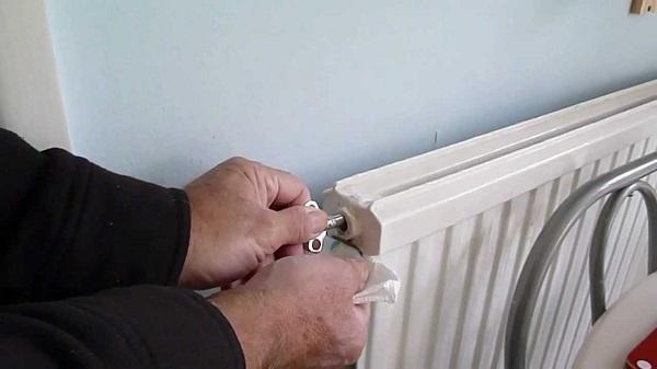 consejos purgar radiador